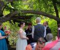 A wedding at Dahlem