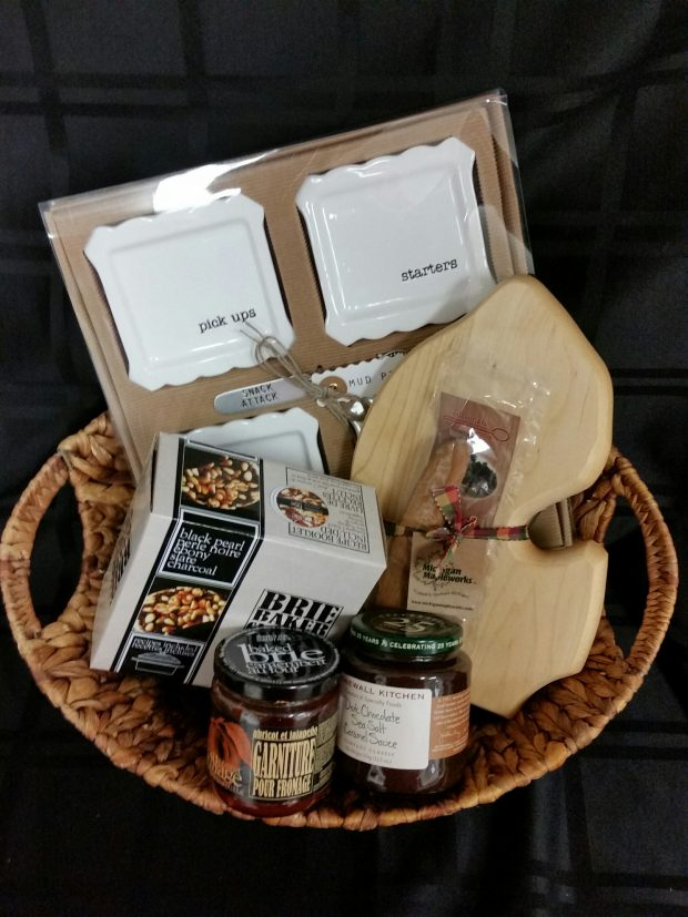 Holiday Bazaar Gift Basket Auction