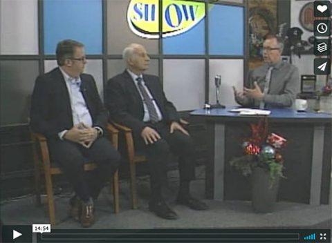 Ben Dandrow and John Bacon on JTV