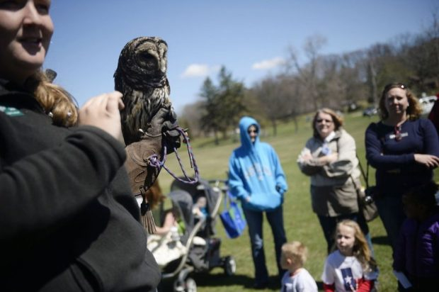 Earth Day Celebration at Cascades Park