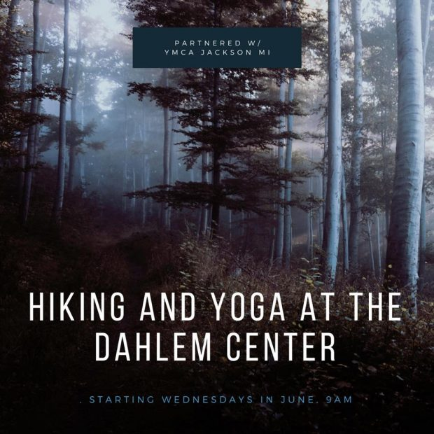 Hiking and Yoga Class